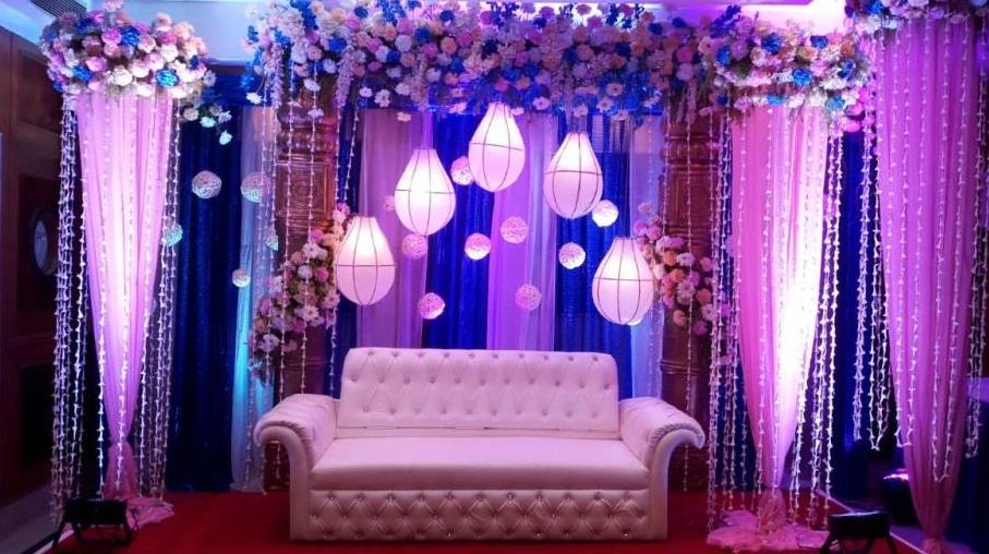 Wedding Events & Flower Decoration